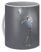 Eclipse Coffee Mug by Miki De Goodaboom