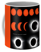 Eclipse Sequence Coffee Mug
