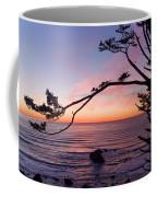 Ecola Park Sunset Coffee Mug
