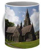 Edale Village Church Coffee Mug