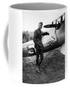 Eddie Rickenbacker - Ww1 American Air Ace Coffee Mug