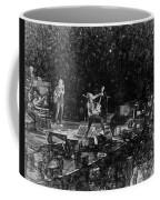 Eddie Vedder Rock God Pose Pearl Jam Coffee Mug