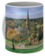 Edensor - Chatsworth Park - Derbyshire Coffee Mug