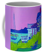 Edgartown Porches Coffee Mug