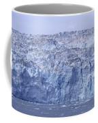 Edge Of A Huge Glacier In Alaska Coffee Mug
