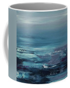 Edge Of The Deep Blue Sea Coffee Mug