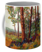 Edge Of The Field Coffee Mug