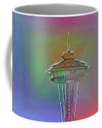 Edge Of The Needle Coffee Mug