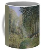 Edge Of The Wood Coffee Mug