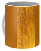 Edge To Edge Rust Coffee Mug