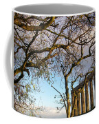 Edinburgh - Caption Hill Trees Coffee Mug