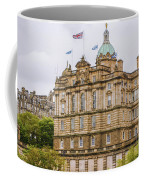 Edinburgh Bank Of Scotland Building Coffee Mug