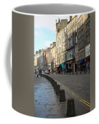Edinburgh Royal Mile Street Coffee Mug
