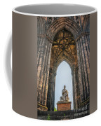 Edinburgh Sir Walter Scott Monument Coffee Mug