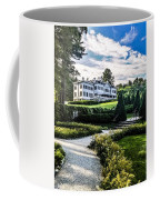 Edith Wharton Mansion Coffee Mug
