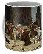 Eduardo Zamacois Y Zabala , Returning To The Monastery 1868 Coffee Mug