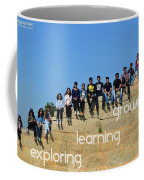 Educational Travel With Happymiles Coffee Mug