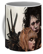 Edward And Kim Coffee Mug