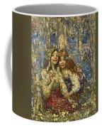 Edward Atkinson Hornel 1864-1933 The Bluebell Wood Coffee Mug