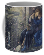 Edward Burne-jones, Love Among The Ruins, 1894 Coffee Mug