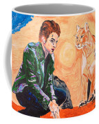 Edward Cullen And His Diet Coffee Mug