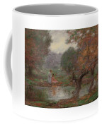 Edward Henry Potthast 1857 - 1927 October Days Coffee Mug