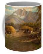 Edward Hill 1843-1923 Adamsons Ranch, Utah Coffee Mug
