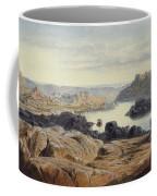 Edward Lear 1812 - 1888 British Philae Coffee Mug