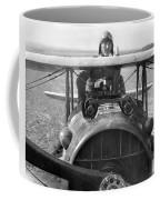 Edward Rickenbacker Coffee Mug