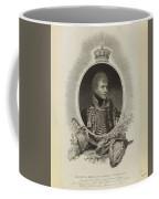 Edward Scriven 1775-1841 His Royal Highness The Duke Of Cumberland. 1807 Coffee Mug