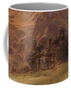 Edward Theodore Compton American 1849-1921 Mountains At Twilight, 1907 Coffee Mug