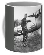 Edward V. Rickenbacker Coffee Mug