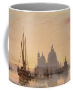 Edward William Cooke Venezia 1851 Coffee Mug