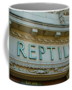Edwardian Reptile House  Coffee Mug