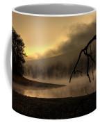 Eerie Dawn Coffee Mug by Lori Deiter