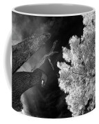 Eerie Skies In Cornville Coffee Mug