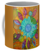 Effervescent Coffee Mug by Tanielle Childers