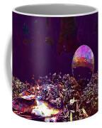Egg Blue Birds Forest Spring  Coffee Mug