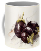 Eggplants. ,charles Demuth Coffee Mug