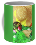 Eggs And A Bonnet For Easter Coffee Mug
