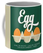 Eggs Defined Coffee Mug