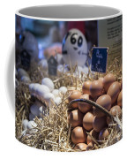 Eggsactly What You Are Looking For - La Bouqueria - Barcelona Spain Coffee Mug