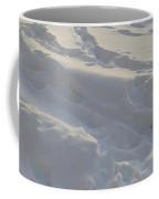 Eggwhite Snow Coffee Mug