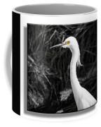 Egret 1 Coffee Mug