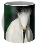 Egret 2 Coffee Mug