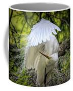 Egret - 2975 Coffee Mug
