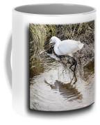 Egret 3 Coffee Mug