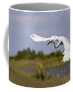 Egret Ballet Coffee Mug