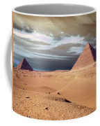 Egypt Eyes Coffee Mug