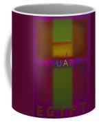 Egypt Poster Coffee Mug